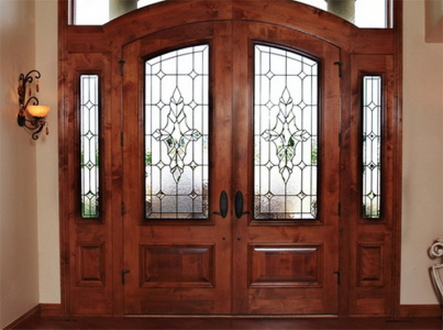 Ajt vegez s veges High end front doors